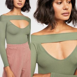 Free People Intimately Find Me long Sleeve